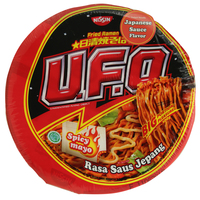 Nissin Fried Ramen UFO Instant Noodles Japanese Sauce Flavor 100g