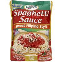 UFC Spaghetti Sauce Sweet Filipino Style 500g