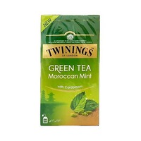 Twinings Green Tea Moroccan Mint 25 Sachets