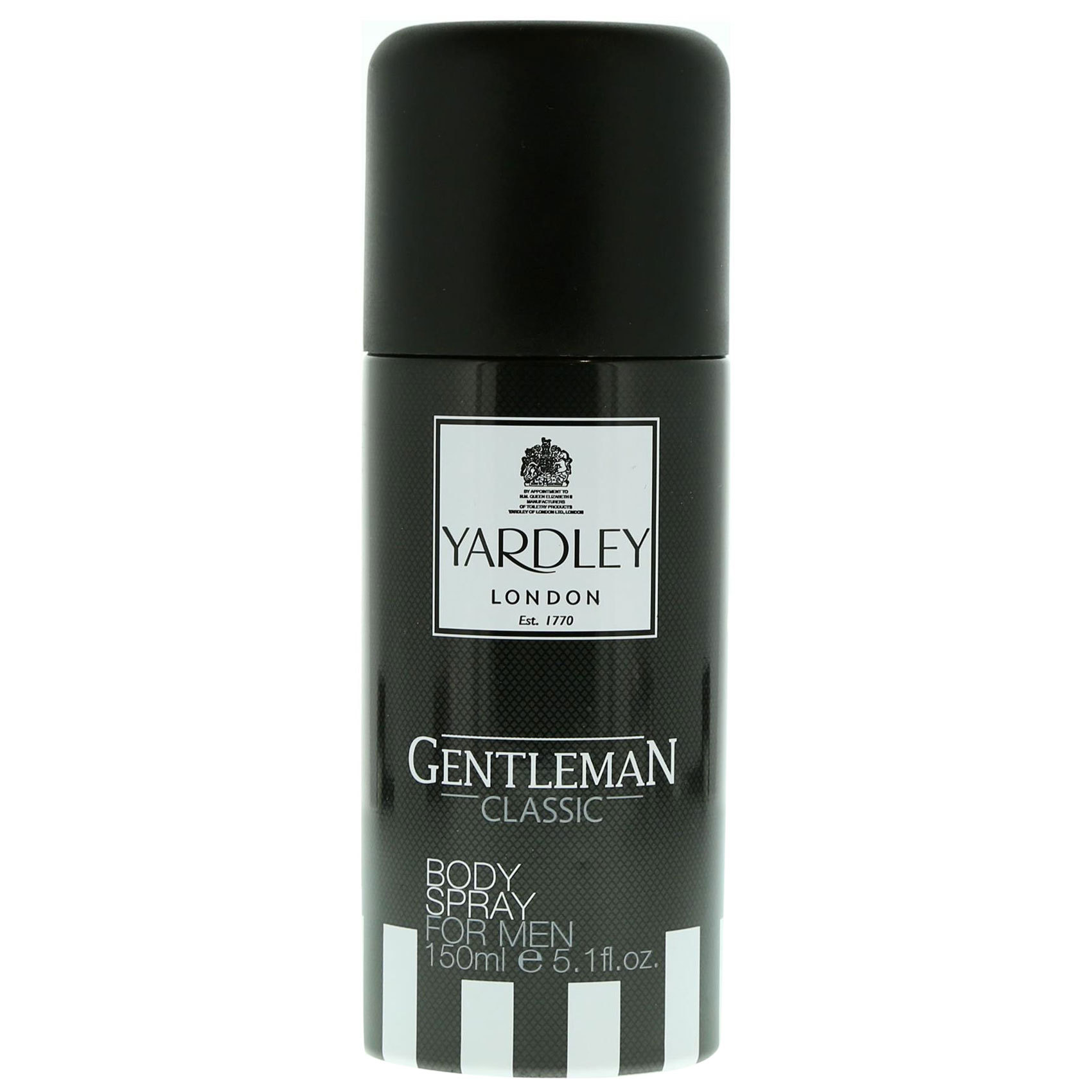 YARDLEY GENTLEMAN BODYSPRAY 150ML