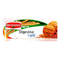 Britannia Digestive Light Biscuit 400g