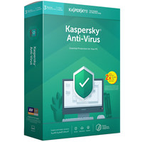 Kaspersky Antivirus 2019 3+1 User