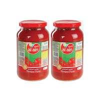 Al Ain Tomato Paste 1.1kgx2
