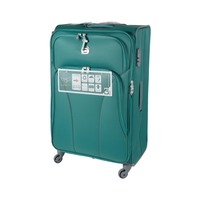 Verage Soft Luggage  4 Wheels Size 28 Inch Green
