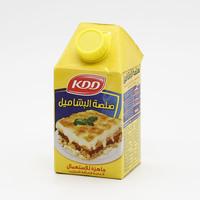 Kdd Bechamel Sauce 500 ml