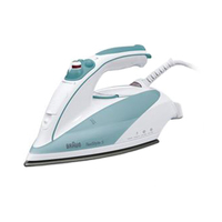 Braun Steam Iron BRTS515 SI Green 2000W