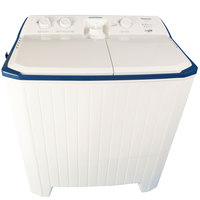 Panasonic 8KG Top Load Washing Machine Sami Automatic NAW-80B1