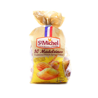 St Michel Madeleine Traditional French Sponge Cakes 250GR