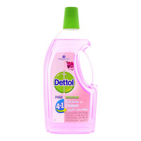 Dettol Rose Disinfectant 4In1 Multi Action Cleaner 900ml