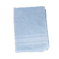 كنزي منشفة يدين قياس 50x100 سم لون أزرق فاتح