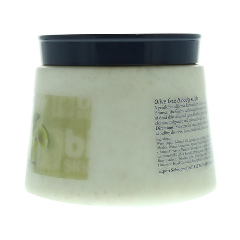 Bio-Skincare-Olive-Face-&-Body-Scrub-300ml