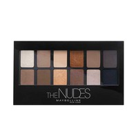 Maybelline New York - The Nudes Eye Shadow Palette 9.6GR