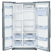 Bosch 573 Liter Side by Side Fridge KAN90VI20M