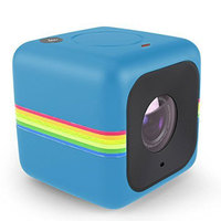 Polaroid Action Camera Cube Plus Blue