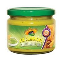 El Sabor Guacamole Dip 300GR