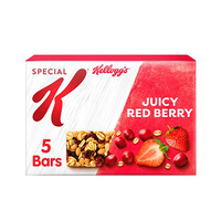 Kellogg's Special K Juicy Red Berry Bar 27GR X 5