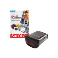SanDisk Ultra Fit USB 3.0 32GB Flash Drive