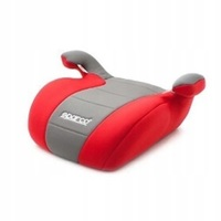 Sparco Booster Seat 6 - 12 Yeas Red
