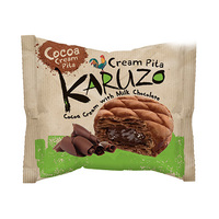 Karuzo Croissant Cocoa Cream With Milk Chocolate 62GR