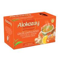 Alokozay Ginger Lemon & Honey Tea 25 Bags