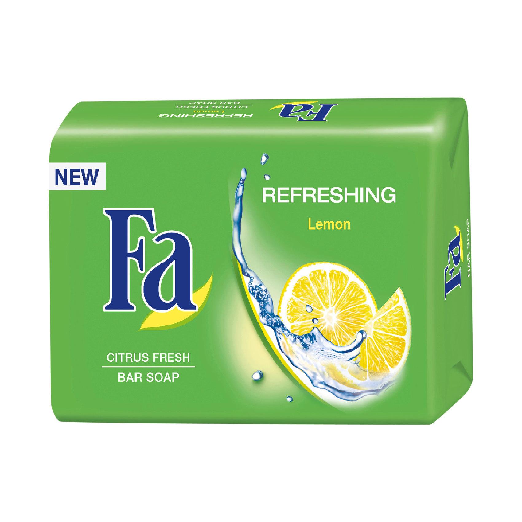 FA SOAP REFRESHING 125GMX6