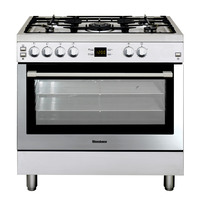 Blomberg 50X50 Cm Gas Cooker BGG-15320F DXPR