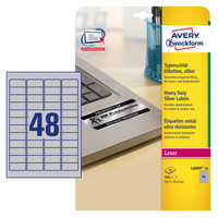 Avery Heavy Duty Label L6009-20