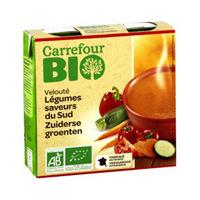 Carrefour Bio Organic Vegetable Soup 600ML