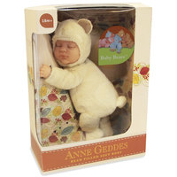 "Anne Geddes Dolls -9"""" Baby Bears Yellow"