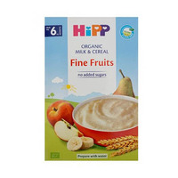 Hipp Milk Fine Fruits Organic From 6 Months 250GR