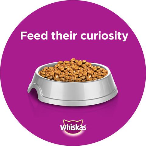 WHISKAS®-Tender-Bites®-Chicken-in-Gravy-Wet-Cat-Food-Pouch-85-g