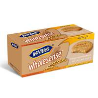 McVitie's Wholesense Delicious Wholewheat Biscuits 400g