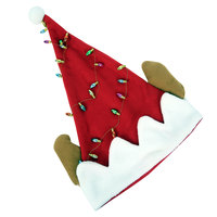 Chamdol Christmas Cap With Bells