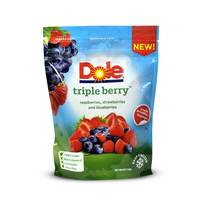 Dole Frozen Tripple Berry 350 g