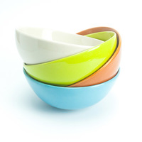 Bowl Rroud Set Of 4 Pieces 5.5 Insh