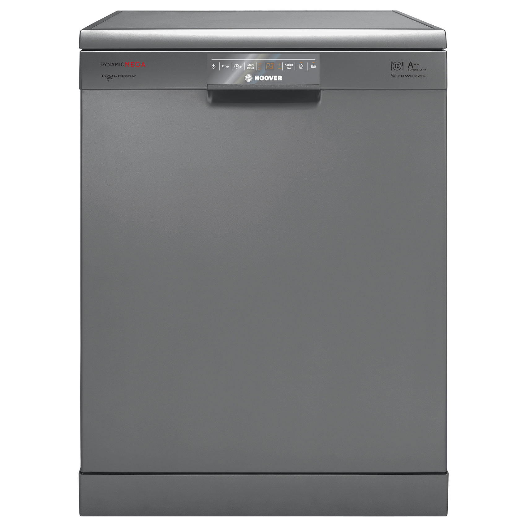 HOOVER DISH WASHER DYM862X/T