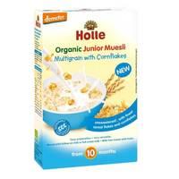Holle Organic Junior Muesli Multigrain with Cornflakes 250g
