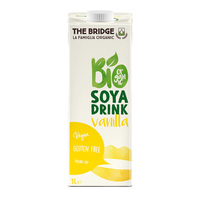 The Bridge Bio Soya Drink Vanilla 1l