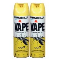 Vape Insecticide Spray 400 Ml 2 Pieces