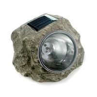 Led Solar Rock Spotlight