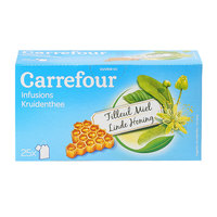 Carrefour Honey Lime Infusion 25's