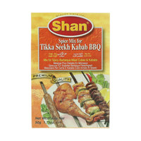 Shan Spice Mix for Tikka Seekh Kaba BBQ 60g