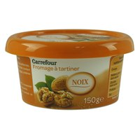 Carrefour Cheese Spread With Walnuts 150 g