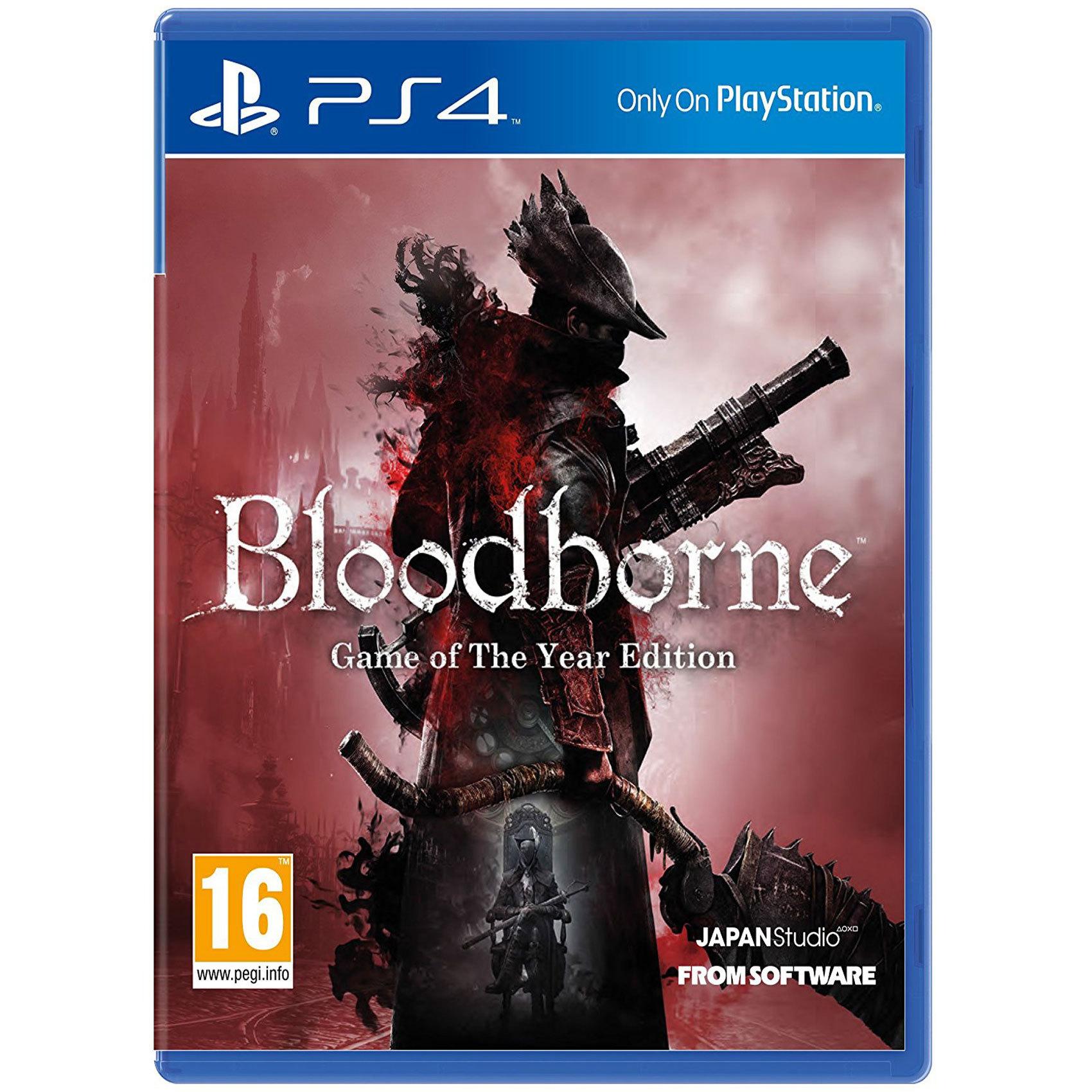 SONY PS4 BLOOD BORNE GOTY