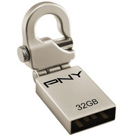 PNY USB Flash Drive 32GB Micro Hook 2.0