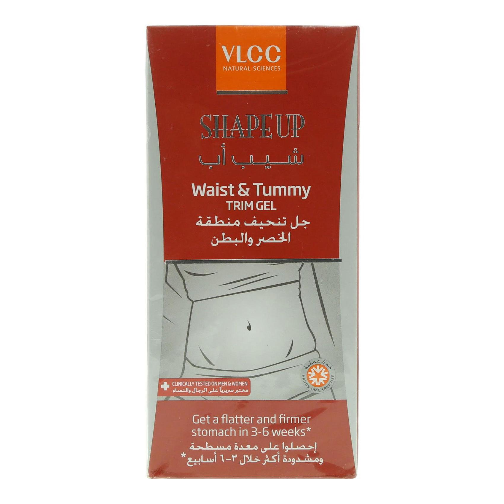 VLCC WAIST & TUMMY TRIM GEL 200ML