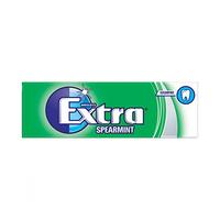 Extra Gum Spearmint 14GR