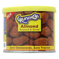 Crunchos Almond Roasted & Salted 100g