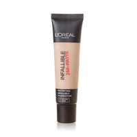 L'Oréal Paris - Infaillible 24H Matte Foundation 12 Naturel Rose 35ML