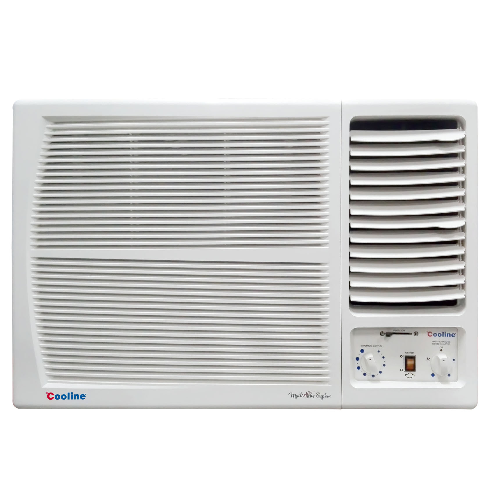 COOLINE WINDOW A/C 2.0T LCB24